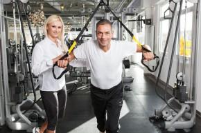 BODYBULIDING-Muskelaufbau